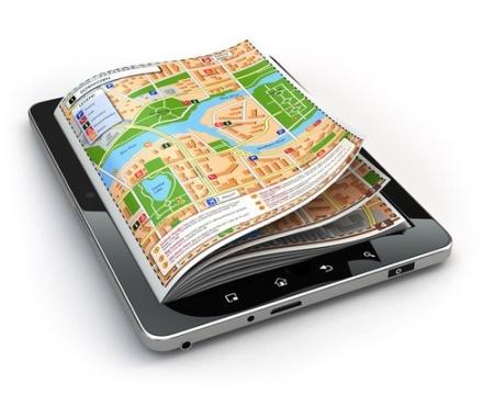 Установка карт на навигатор