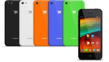 Ремонт телефонов Texet